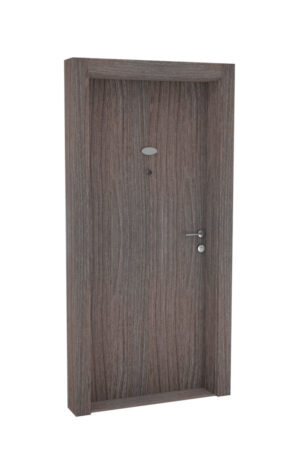 Protivlomna lesena vrata brest